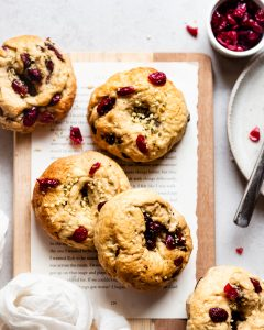Cranberry Bagels by Lenny