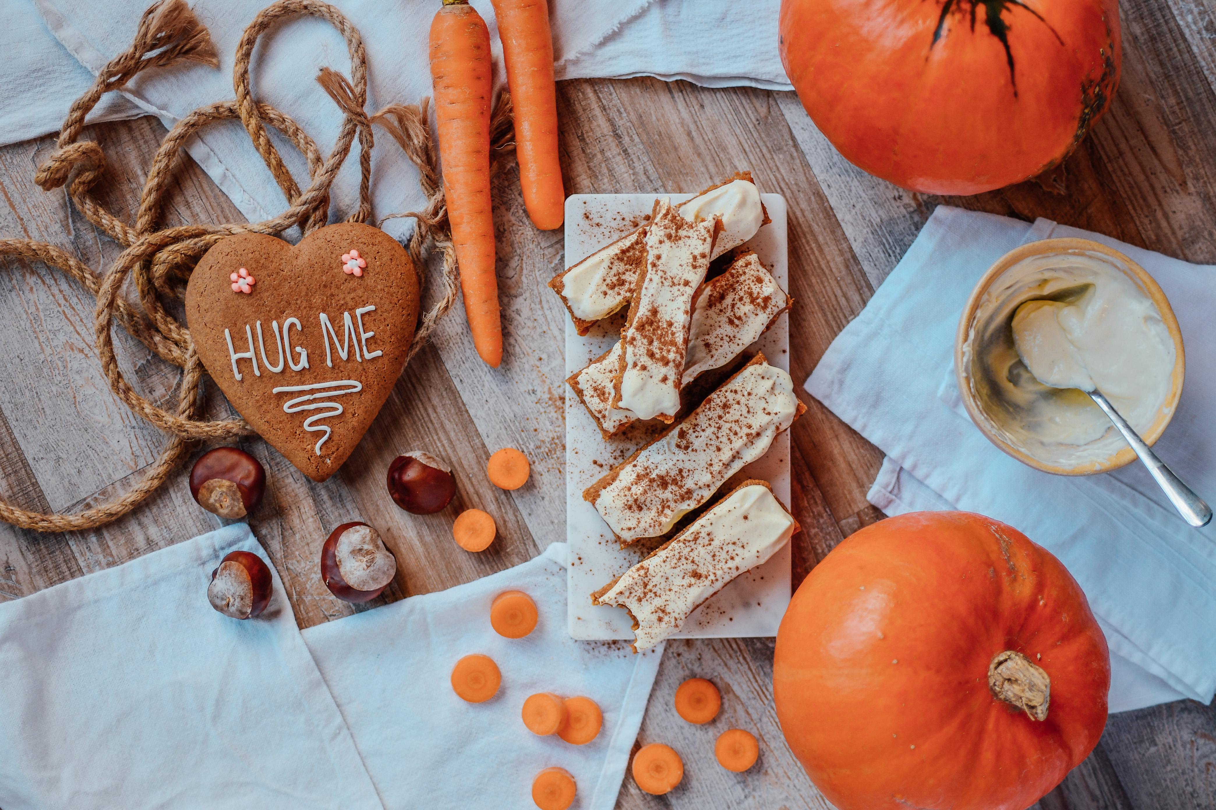 Fitness Karottenkuchen ohne Mehl