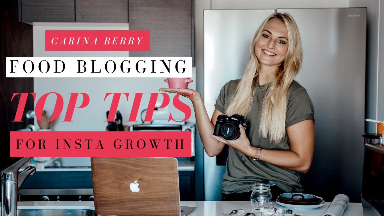 Food Blogging Top Tips for Instagram Growth