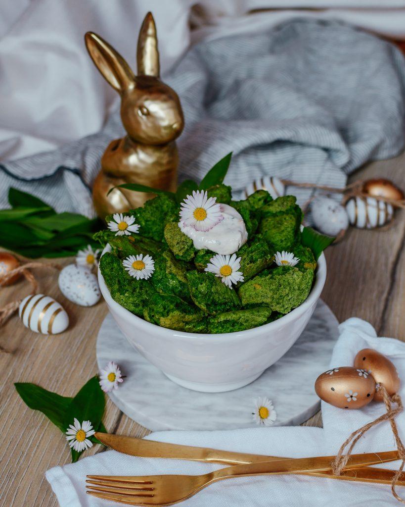 Frühlingsrezept mit Bärlauch