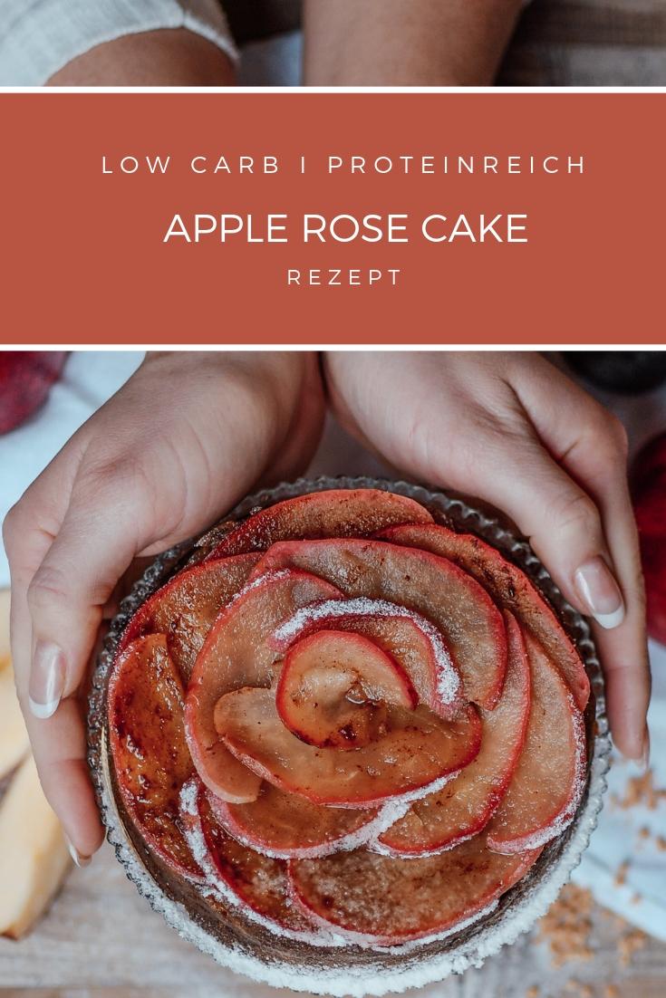 Low Carb Kuchen Apfel