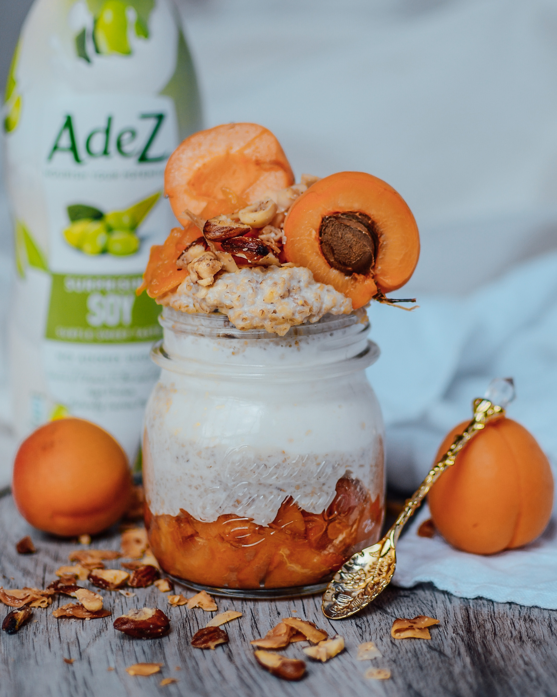 Apricot breakfast recipe