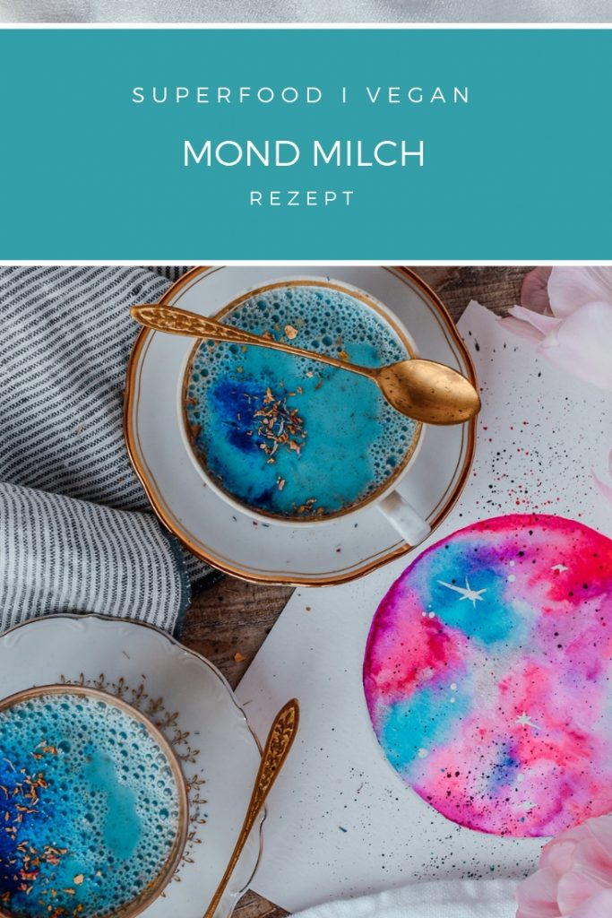 Moon Milk Rezept
