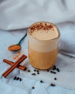 golden Milk-Turmeric tea