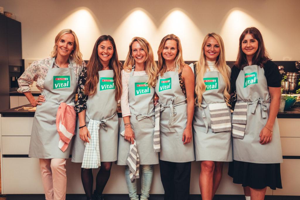 Kochgruppe Spar Vital