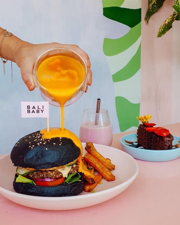 Balibola best healthy restaurants in Seminyak