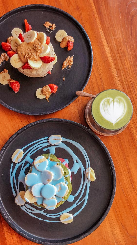 Best matcha latte in Canggu