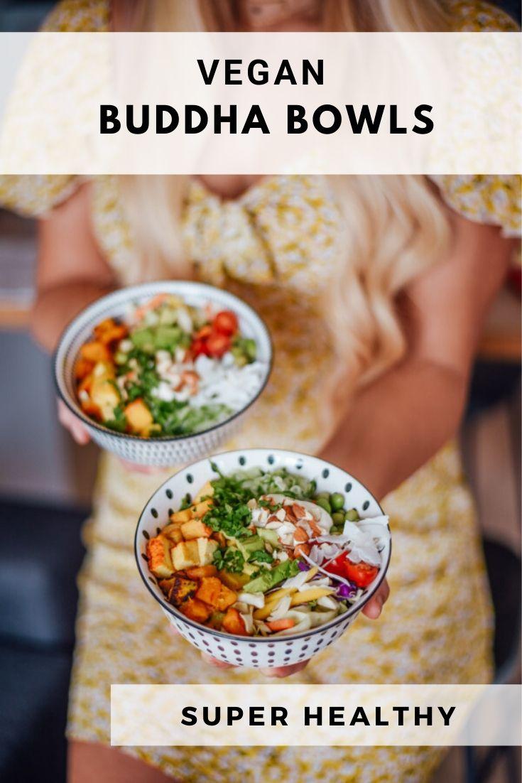 Buddha bowl rezept mit tofu