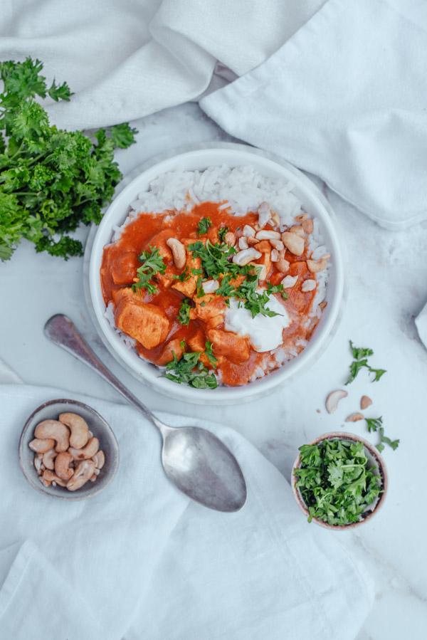 einfaches Chicken Tikka Masala Rezept-3