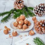 Christmas Biscoff Truffles