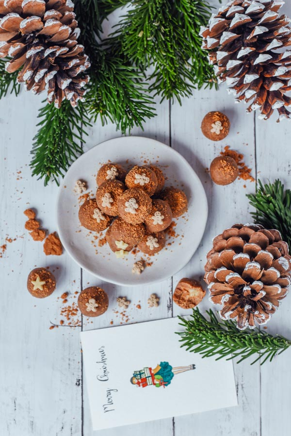 Speculoos christmas bites