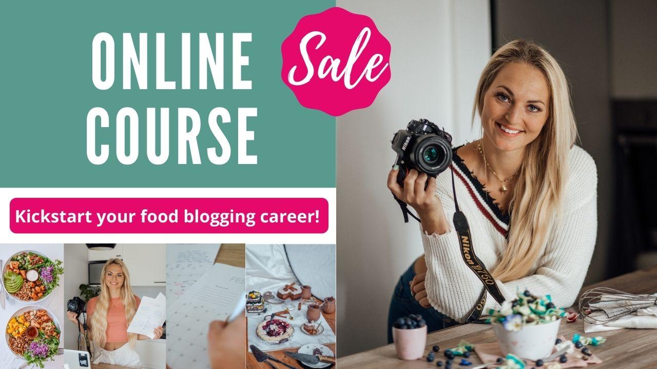 Food Blogging Online Course