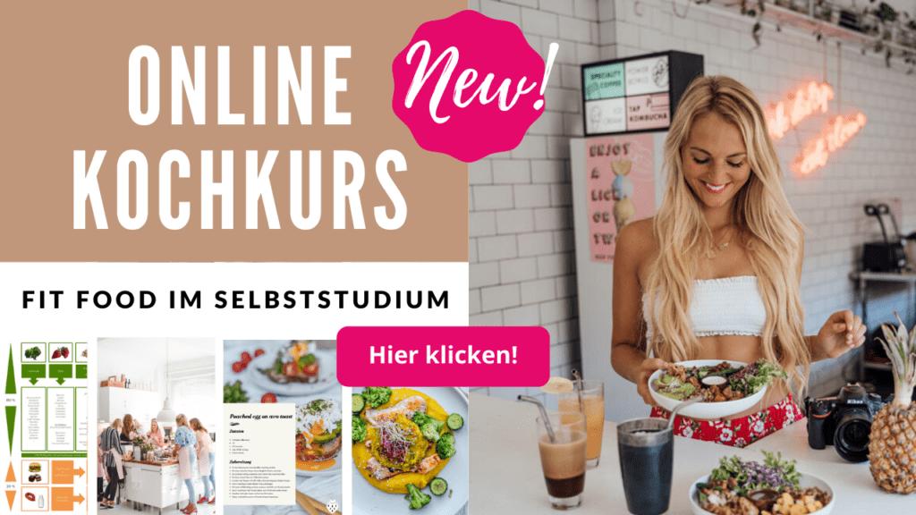 Fitness Food Online Kochkurs