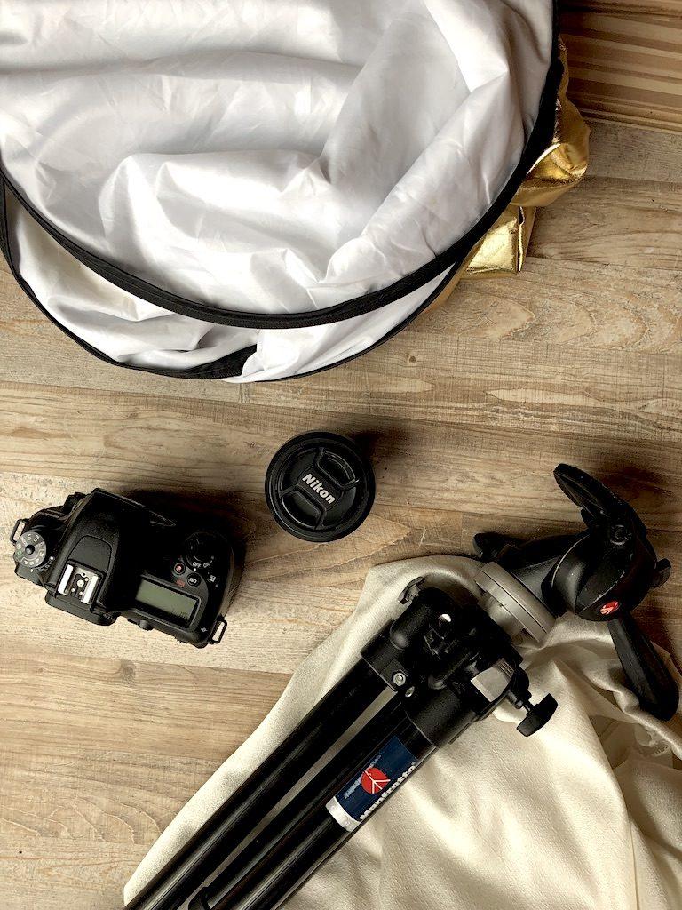 Food Blogging Camera equipment