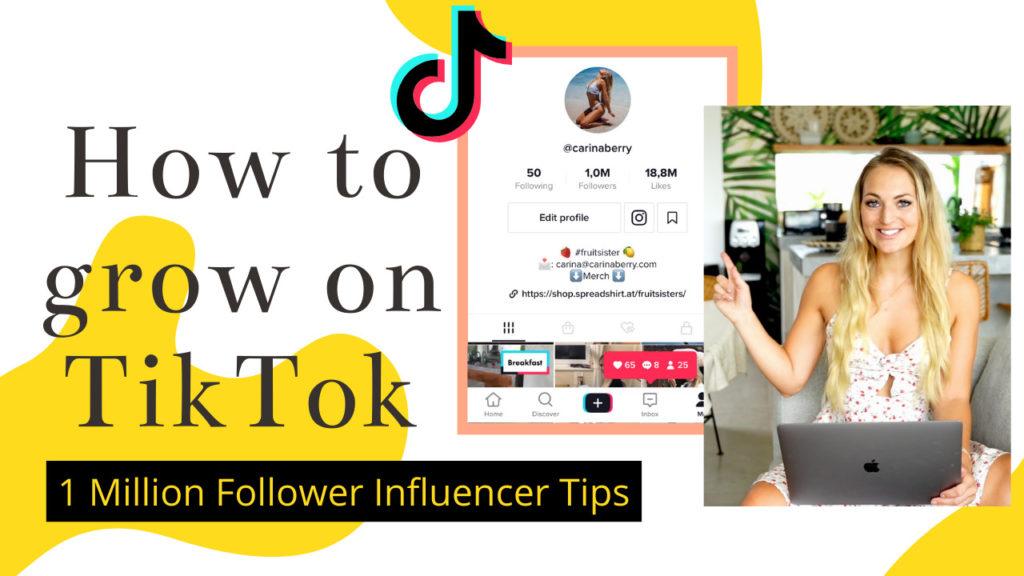 How to grow on TikTok