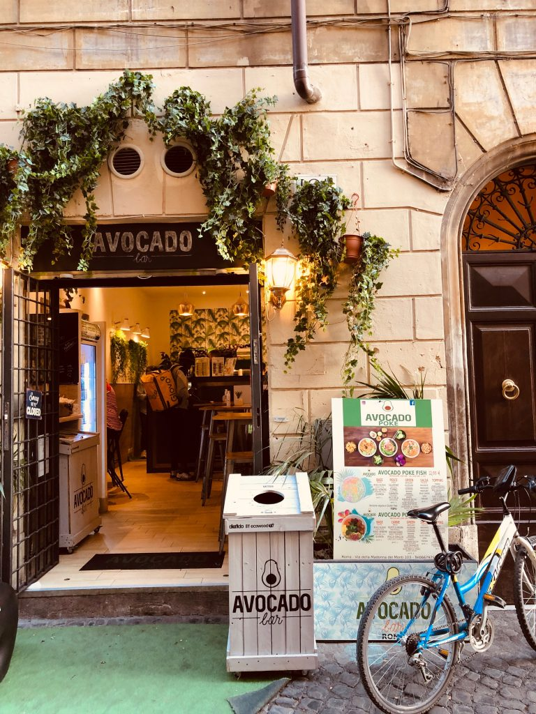Avocado Bar Rome