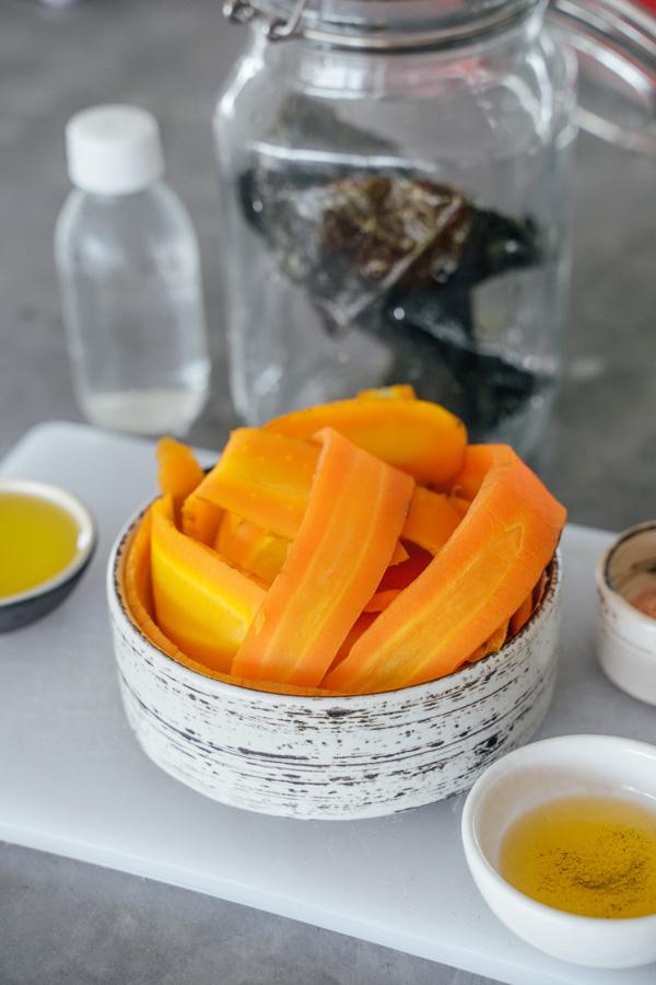 Karotten Lachs Zubereitung-2