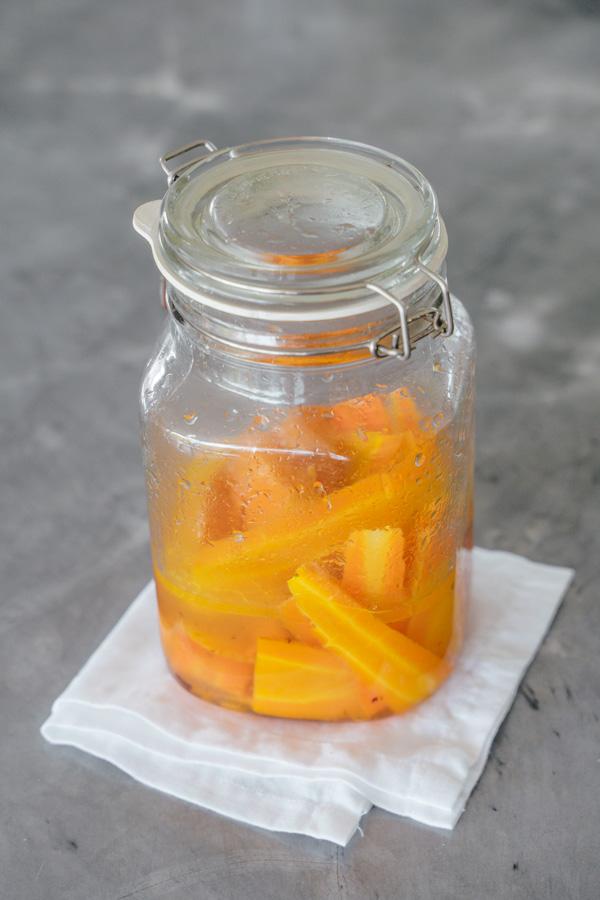 Karotten Lachs Zubereitung