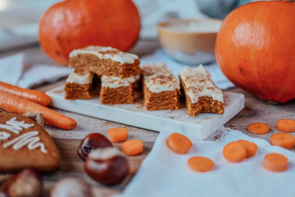 Fitness Karottenkuchen ohne Meh