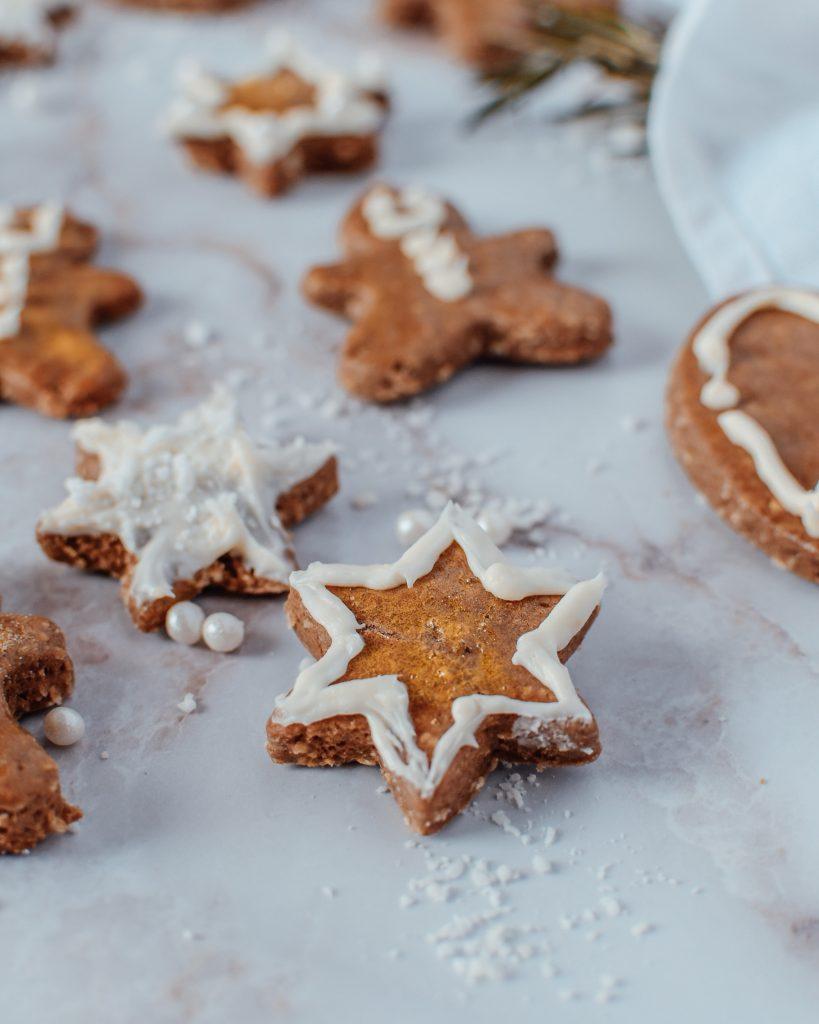 kekse ohne zucker weihnachtliches protein lebkuchen rezept. Black Bedroom Furniture Sets. Home Design Ideas