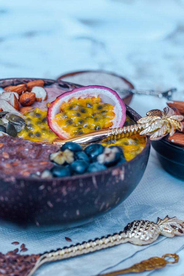 Keto Frühstück ballaststoffreich mit Flohsamen-2