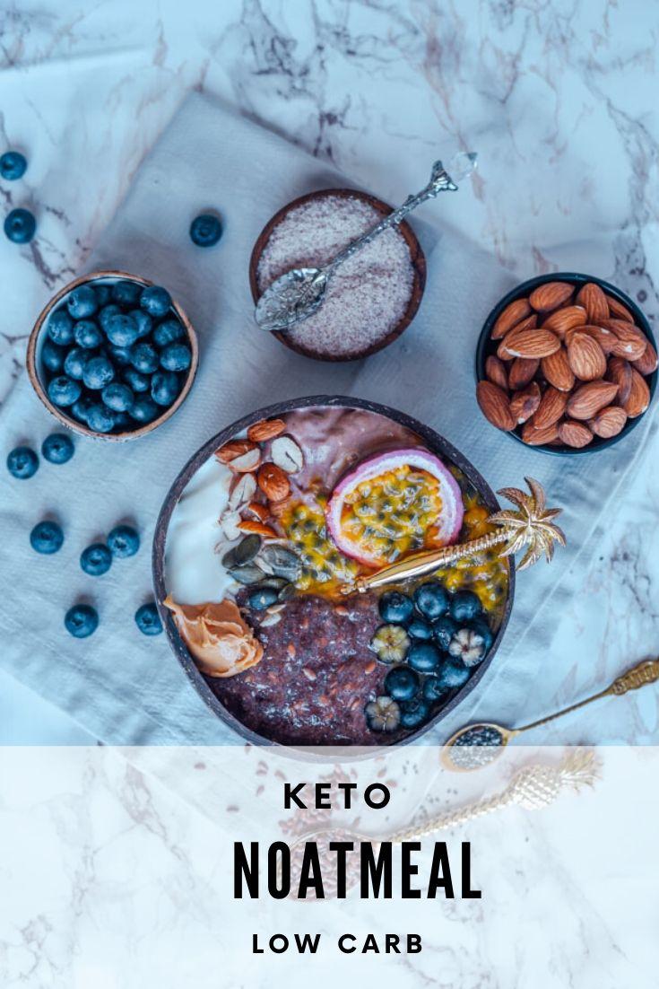 Ballaststoffreiches Frühstück mit Leinsamen