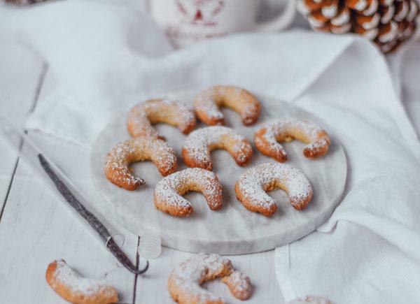 Low Carb Vanillekipferl ohne Zucker-6