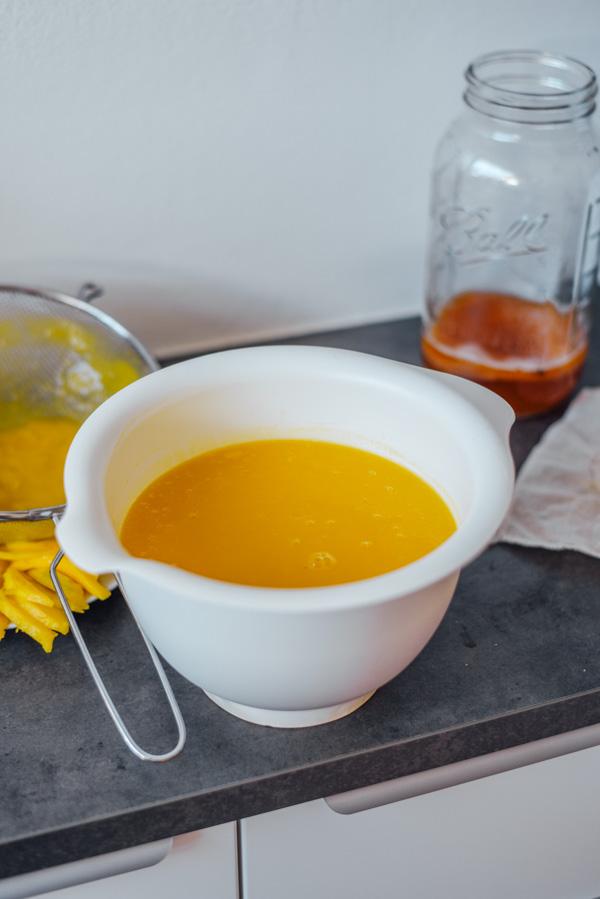 Mango Püree für Kombucha