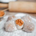 Mochi Spar - einfach selber machen mit Erdnussbutter