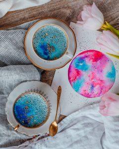 Moon Milk Latte Rezept