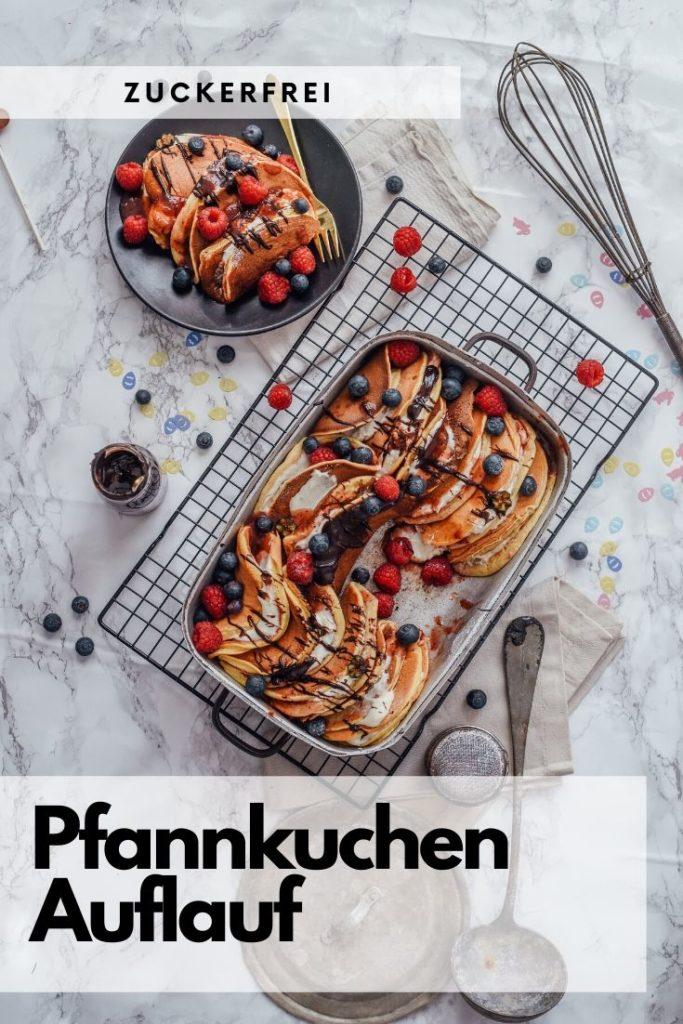 Pfannkuchen Auflauf 1