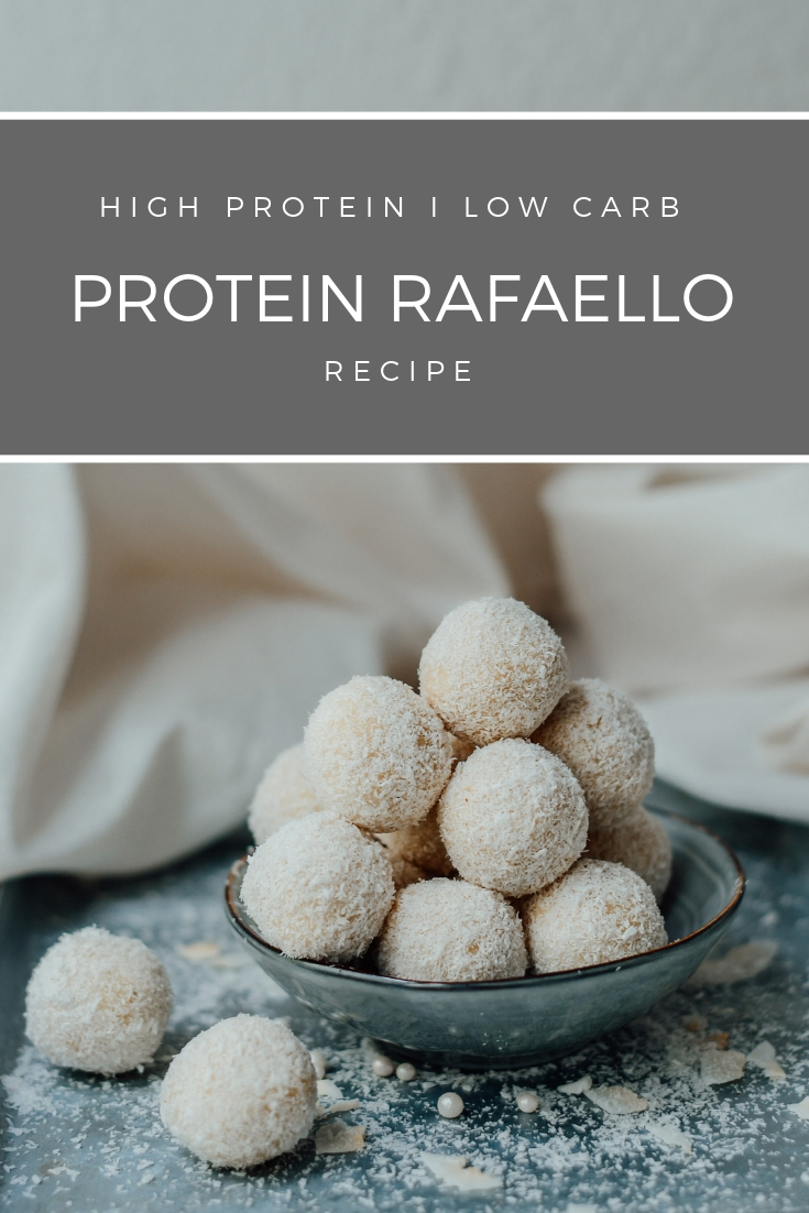 Protein Rafaello recipe