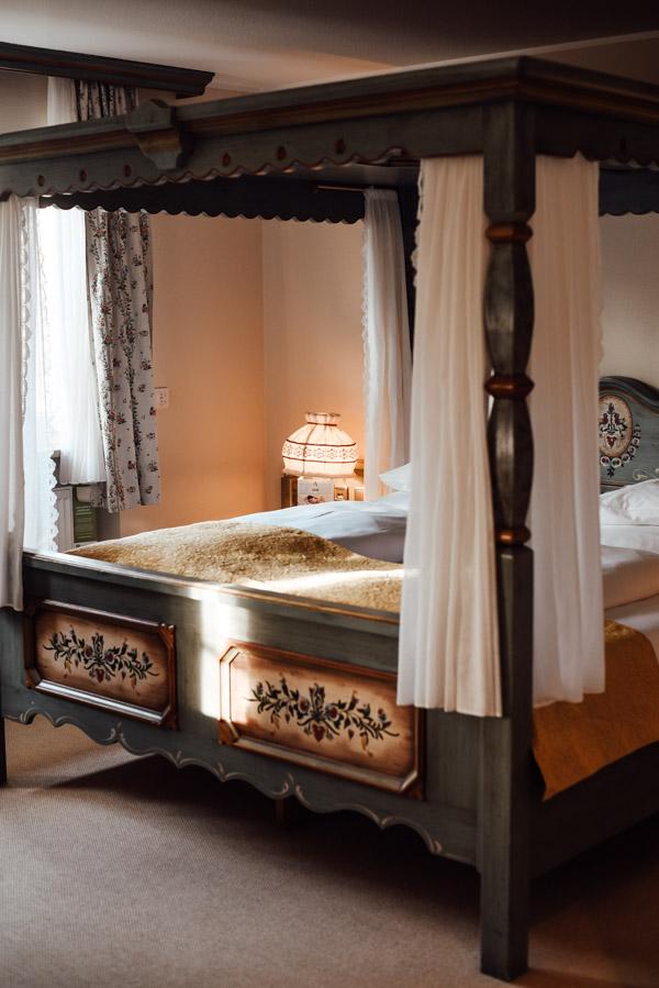 Romantikzimmer Hotel Erb