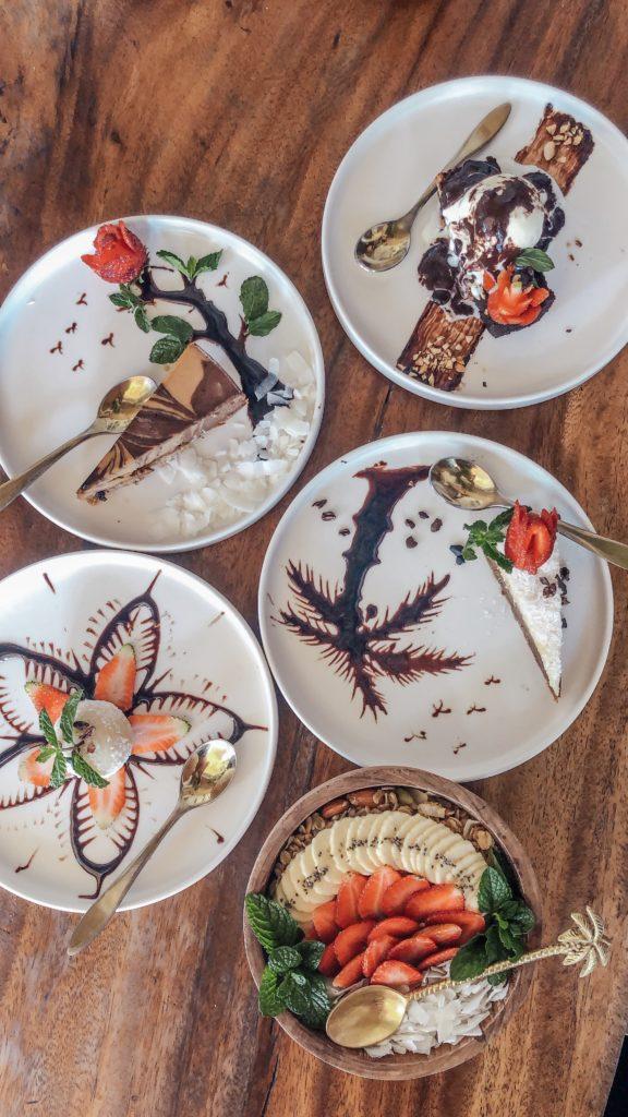 The Loft Canggu Desserts