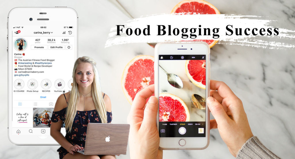 Course for food bloggers