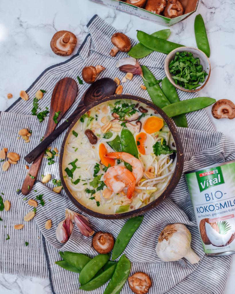 Tom Kah Gai Suppe Spar