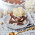 Vegane Brownies mit Blumenkohl