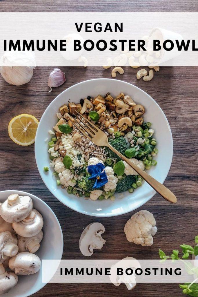 Vegetarischer Bowl