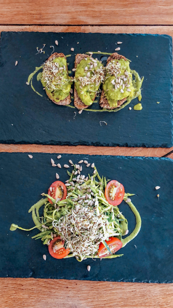 best healthy food in cape town scheckters raw