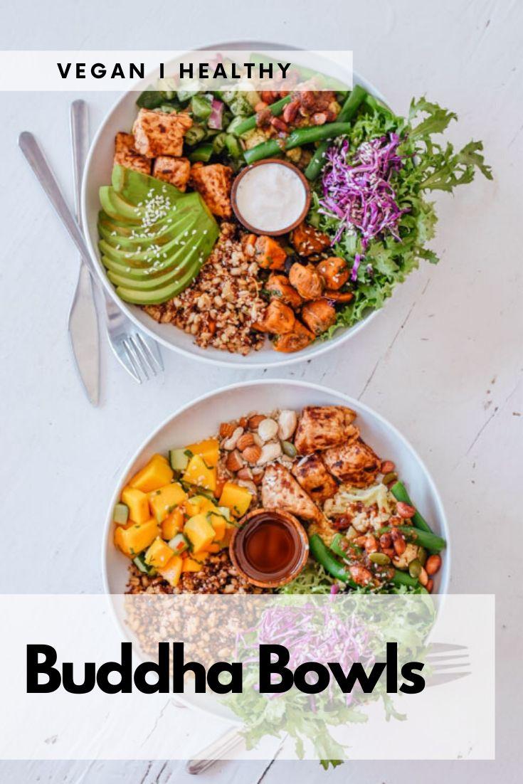 die besten veganen Buddha Bowls