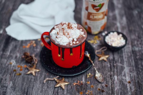 heiße Schokolade ohne Zucker mit Zimt weihachtliche-2
