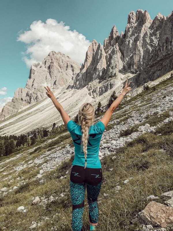mehrtägige Hüttenwanderung in Südtirol Geislerspitzen