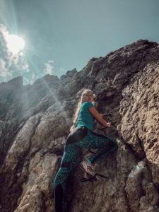 mehrtägige Hüttenwanderung in Südtirol Pana Scharte