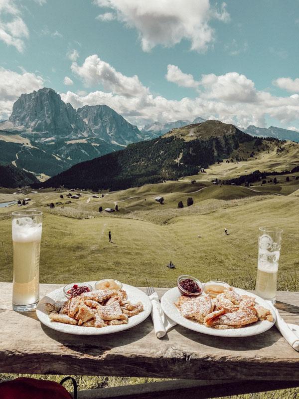 mehrtägige Hüttenwanderung in Südtirol Villnößtal