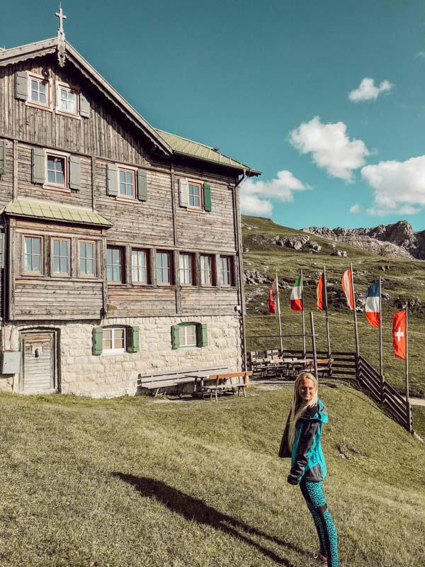 mehrtägige Hüttenwanderung Schlüterhütte