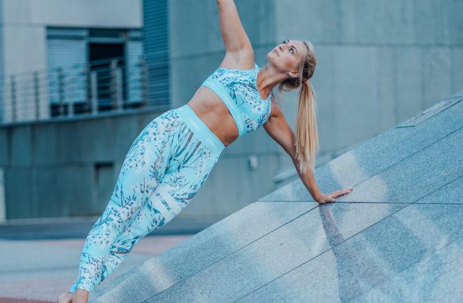 Easy full body workout routine